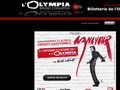 L'Olympia Bruno Coquatrix - Bienvenue - Welcome